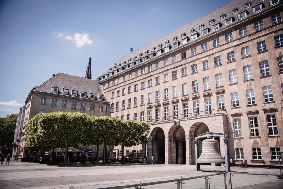 Standesamt Rathaus Bochum