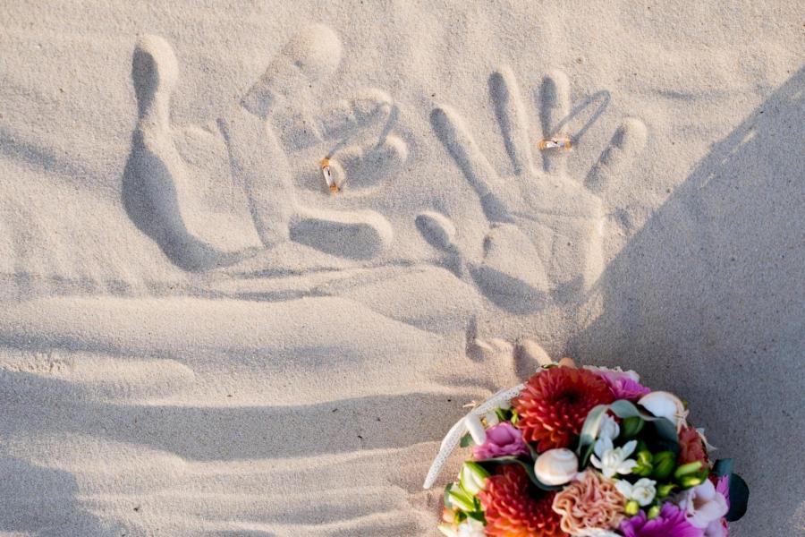 strandhochzeit witten