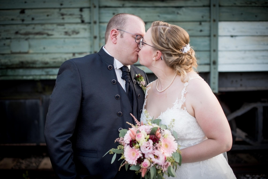 Hochzeitsfoto Zeche Zollern