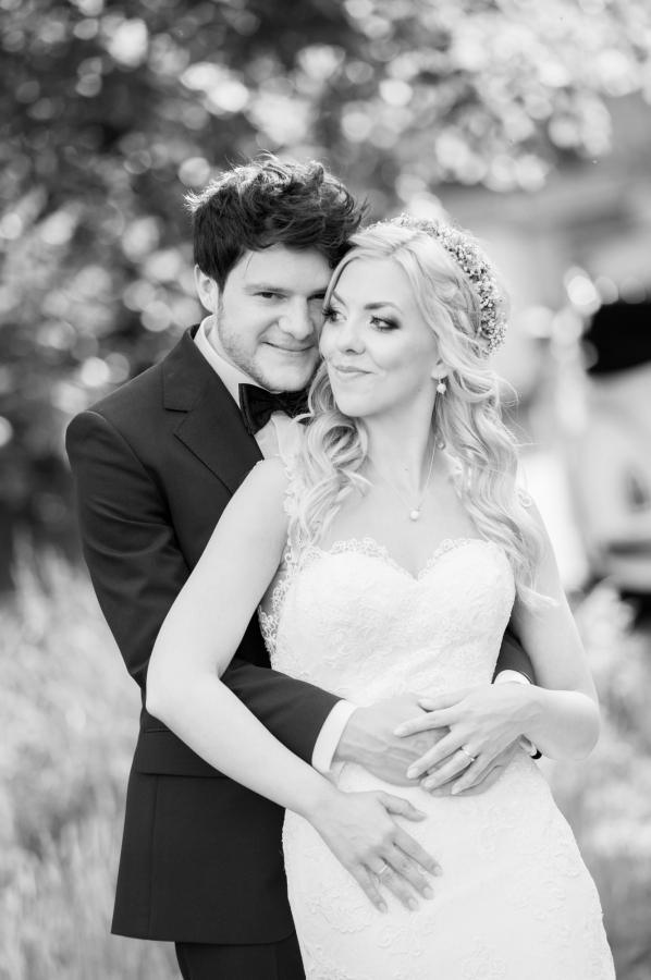 Hochzeitsfotos romantisch