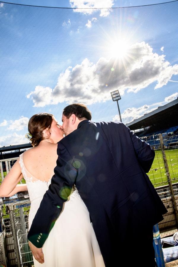 Hochzeitsfotograf VFL Bochum